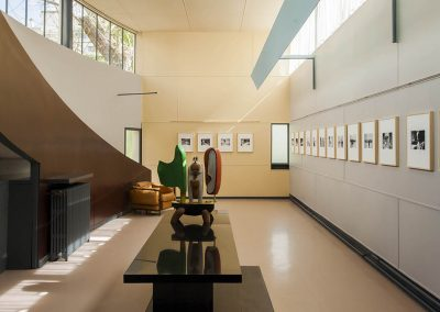 Le Corbusier Villa Laroche - nathalie carton lou