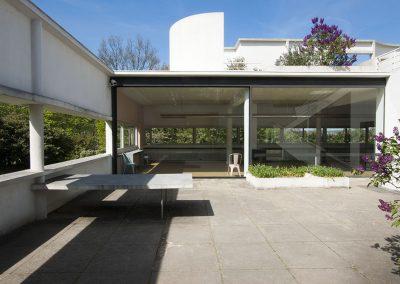 Le Corbusier - Villa Savoye - Nathalie Carton Lou 10