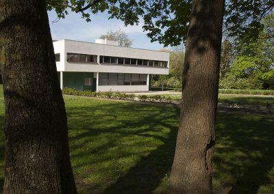 Le Corbusier - Villa Savoye - Nathalie Carton Lou